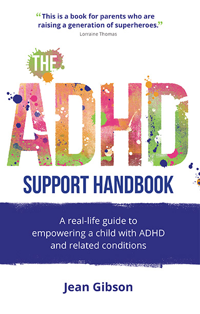The ADHD support book